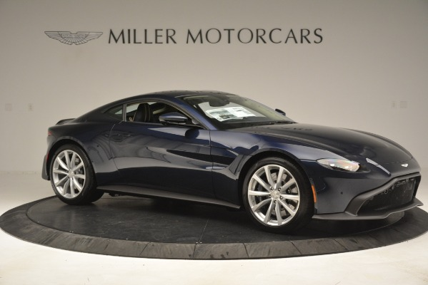 New 2019 Aston Martin Vantage V8 for sale Sold at Alfa Romeo of Westport in Westport CT 06880 10