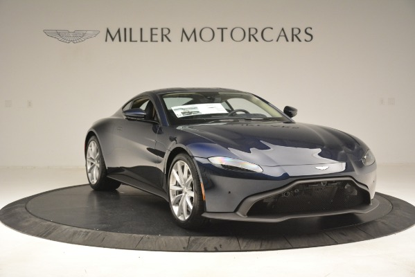 New 2019 Aston Martin Vantage V8 for sale Sold at Alfa Romeo of Westport in Westport CT 06880 11