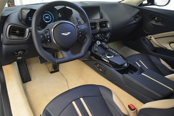 New 2019 Aston Martin Vantage V8 for sale Sold at Alfa Romeo of Westport in Westport CT 06880 14