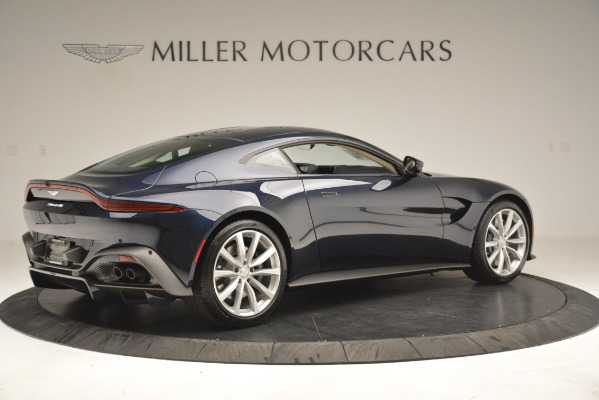 New 2019 Aston Martin Vantage V8 for sale Sold at Alfa Romeo of Westport in Westport CT 06880 8