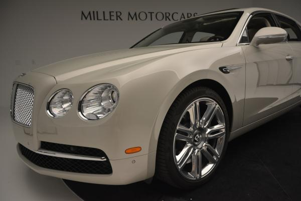 Used 2016 Bentley Flying Spur W12 for sale Sold at Alfa Romeo of Westport in Westport CT 06880 15