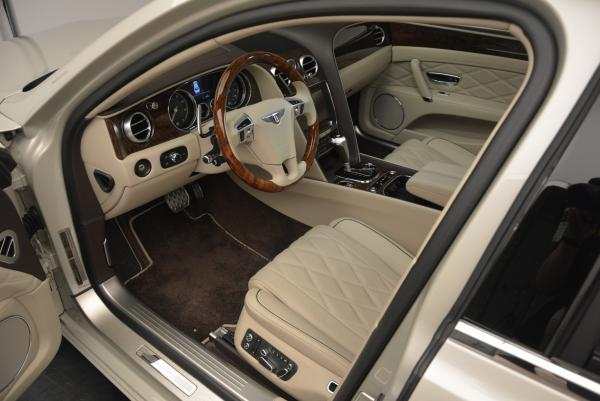 Used 2016 Bentley Flying Spur W12 for sale Sold at Alfa Romeo of Westport in Westport CT 06880 19