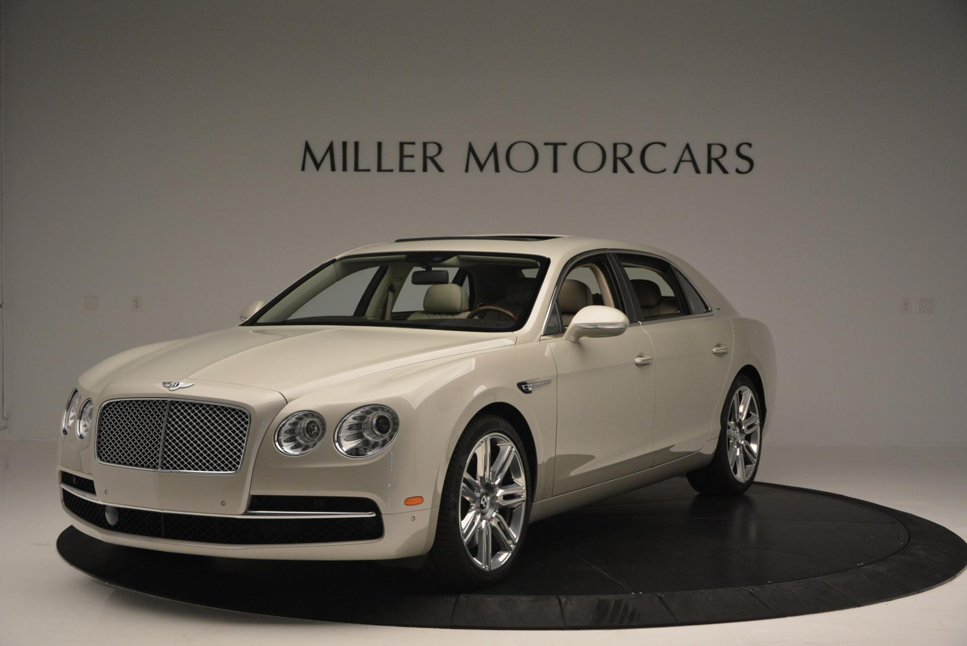 Used 2016 Bentley Flying Spur W12 for sale Sold at Alfa Romeo of Westport in Westport CT 06880 1