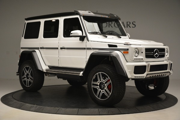 Used 2018 Mercedes-Benz G-Class G 550 4x4 Squared for sale Sold at Alfa Romeo of Westport in Westport CT 06880 10
