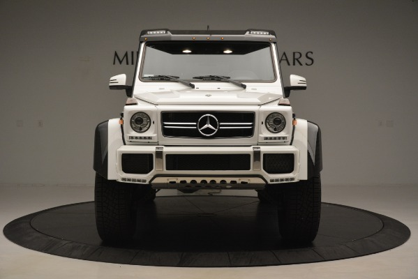Used 2018 Mercedes-Benz G-Class G 550 4x4 Squared for sale Sold at Alfa Romeo of Westport in Westport CT 06880 12