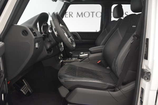 Used 2018 Mercedes-Benz G-Class G 550 4x4 Squared for sale Sold at Alfa Romeo of Westport in Westport CT 06880 14