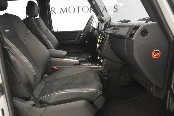 Used 2018 Mercedes-Benz G-Class G 550 4x4 Squared for sale Sold at Alfa Romeo of Westport in Westport CT 06880 19