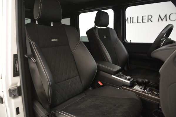 Used 2018 Mercedes-Benz G-Class G 550 4x4 Squared for sale Sold at Alfa Romeo of Westport in Westport CT 06880 20