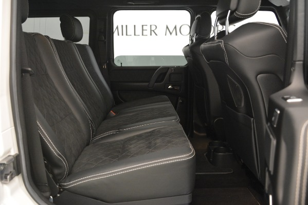 Used 2018 Mercedes-Benz G-Class G 550 4x4 Squared for sale Sold at Alfa Romeo of Westport in Westport CT 06880 21