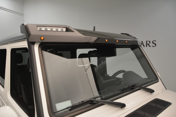 Used 2018 Mercedes-Benz G-Class G 550 4x4 Squared for sale Sold at Alfa Romeo of Westport in Westport CT 06880 24