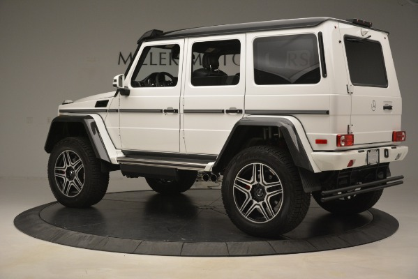 Used 2018 Mercedes-Benz G-Class G 550 4x4 Squared for sale Sold at Alfa Romeo of Westport in Westport CT 06880 4