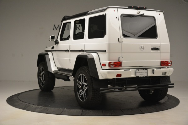 Used 2018 Mercedes-Benz G-Class G 550 4x4 Squared for sale Sold at Alfa Romeo of Westport in Westport CT 06880 5