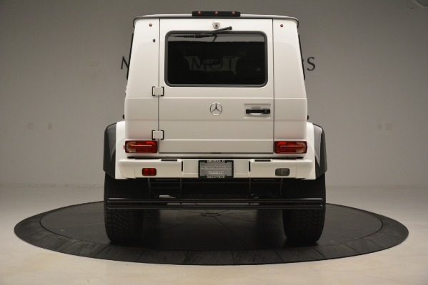 Used 2018 Mercedes-Benz G-Class G 550 4x4 Squared for sale Sold at Alfa Romeo of Westport in Westport CT 06880 6