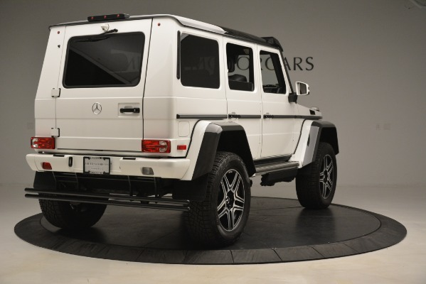 Used 2018 Mercedes-Benz G-Class G 550 4x4 Squared for sale Sold at Alfa Romeo of Westport in Westport CT 06880 7