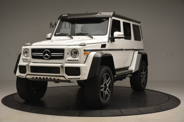 Used 2018 Mercedes-Benz G-Class G 550 4x4 Squared for sale Sold at Alfa Romeo of Westport in Westport CT 06880 1