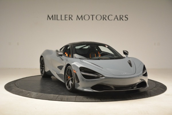 Used 2018 McLaren 720S Coupe for sale Sold at Alfa Romeo of Westport in Westport CT 06880 11