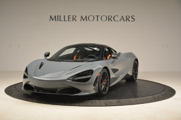 Used 2018 McLaren 720S Coupe for sale Sold at Alfa Romeo of Westport in Westport CT 06880 2