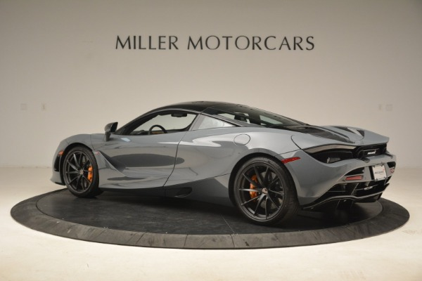 Used 2018 McLaren 720S Coupe for sale Sold at Alfa Romeo of Westport in Westport CT 06880 4