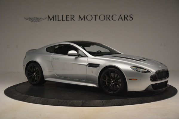Used 2015 Aston Martin V12 Vantage S Coupe for sale Sold at Alfa Romeo of Westport in Westport CT 06880 10