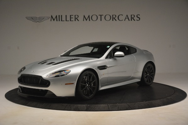 Used 2015 Aston Martin V12 Vantage S Coupe for sale Sold at Alfa Romeo of Westport in Westport CT 06880 1