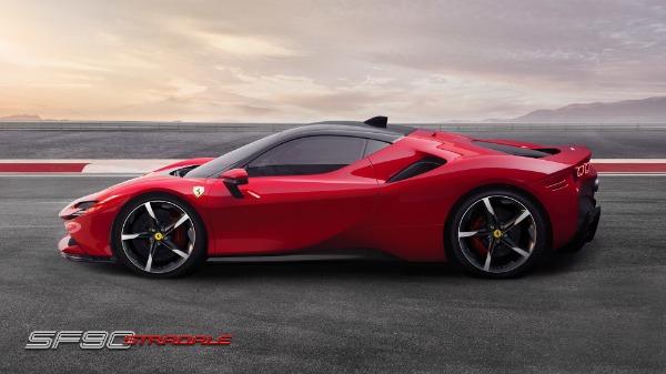 New 2021 Ferrari SF90 Stradale for sale Call for price at Alfa Romeo of Westport in Westport CT 06880 3