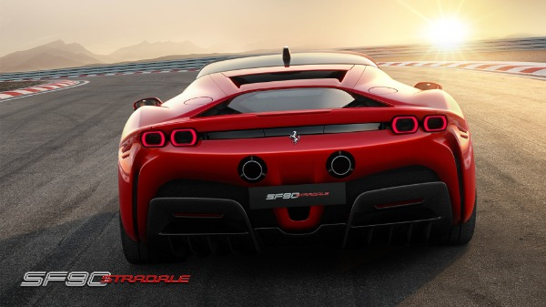 New 2021 Ferrari SF90 Stradale for sale Call for price at Alfa Romeo of Westport in Westport CT 06880 5