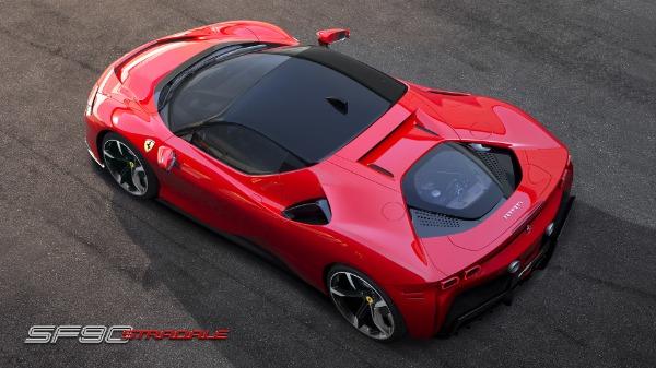 New 2021 Ferrari SF90 Stradale for sale Call for price at Alfa Romeo of Westport in Westport CT 06880 6