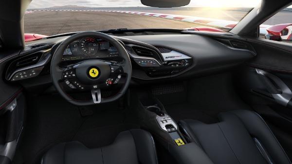 New 2021 Ferrari SF90 Stradale for sale Call for price at Alfa Romeo of Westport in Westport CT 06880 7