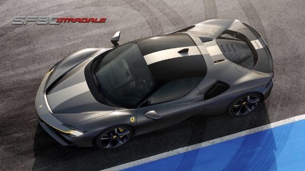 New 2021 Ferrari SF90 Stradale for sale Call for price at Alfa Romeo of Westport in Westport CT 06880 1