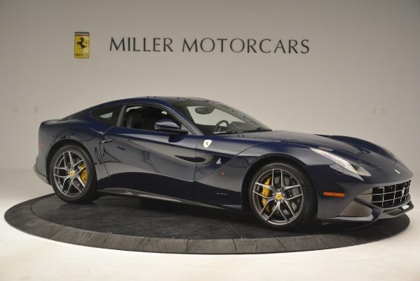 Used 2016 Ferrari F12 Berlinetta for sale Sold at Alfa Romeo of Westport in Westport CT 06880 11