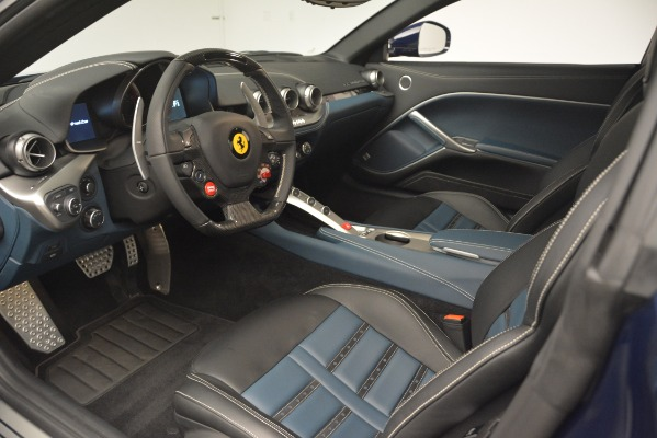 Used 2016 Ferrari F12 Berlinetta for sale Sold at Alfa Romeo of Westport in Westport CT 06880 13