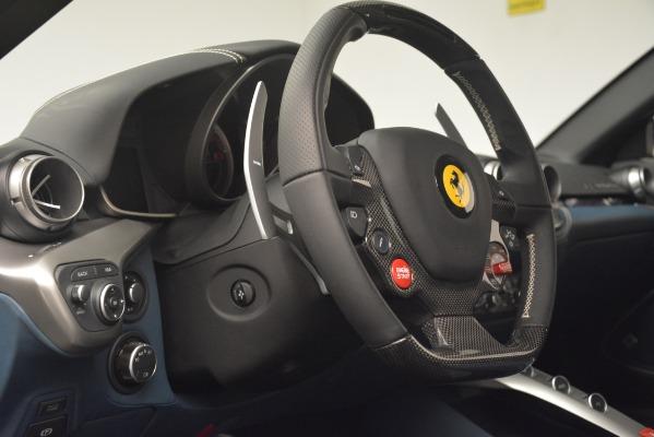 Used 2016 Ferrari F12 Berlinetta for sale Sold at Alfa Romeo of Westport in Westport CT 06880 18