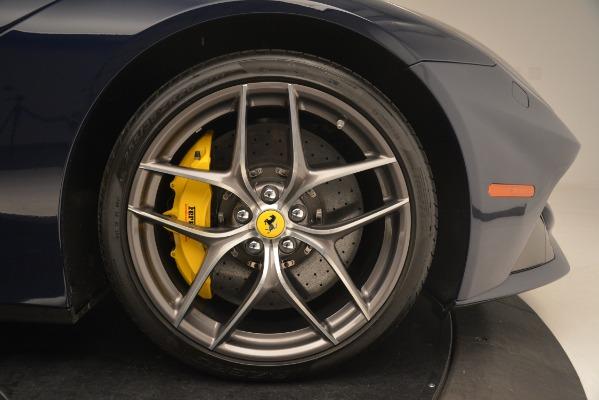 Used 2016 Ferrari F12 Berlinetta for sale Sold at Alfa Romeo of Westport in Westport CT 06880 24