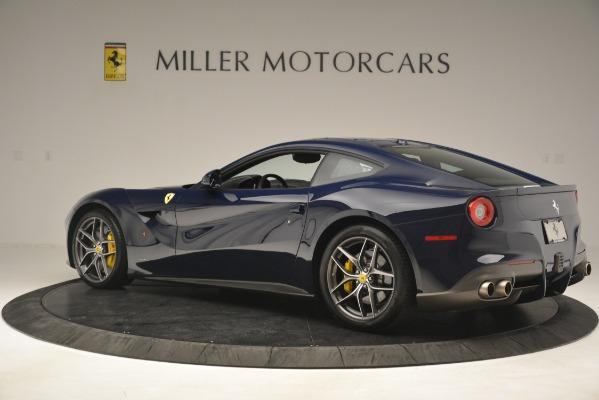 Used 2016 Ferrari F12 Berlinetta for sale Sold at Alfa Romeo of Westport in Westport CT 06880 4