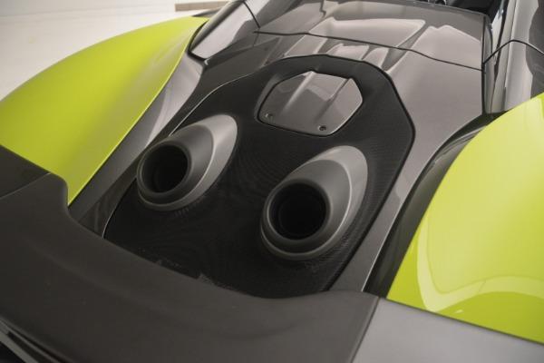 New 2020 McLaren 600LT Spider for sale $281,570 at Alfa Romeo of Westport in Westport CT 06880 26