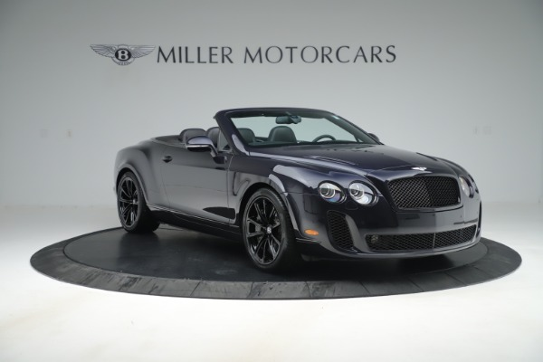 Used 2012 Bentley Continental GT Supersports for sale Sold at Alfa Romeo of Westport in Westport CT 06880 11