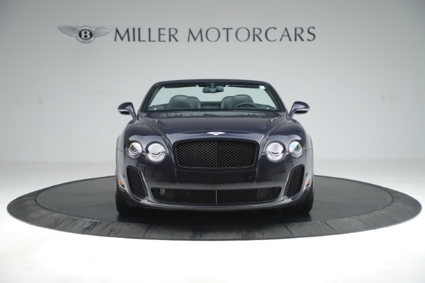 Used 2012 Bentley Continental GT Supersports for sale Sold at Alfa Romeo of Westport in Westport CT 06880 12