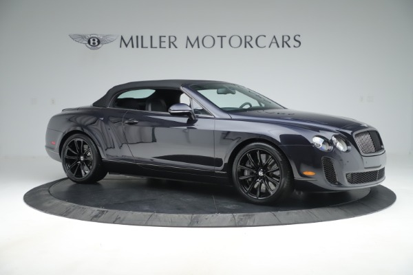 Used 2012 Bentley Continental GT Supersports for sale Sold at Alfa Romeo of Westport in Westport CT 06880 18