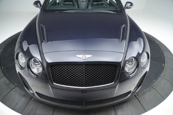 Used 2012 Bentley Continental GT Supersports for sale Sold at Alfa Romeo of Westport in Westport CT 06880 19