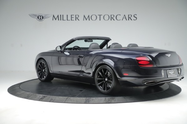 Used 2012 Bentley Continental GT Supersports for sale Sold at Alfa Romeo of Westport in Westport CT 06880 4