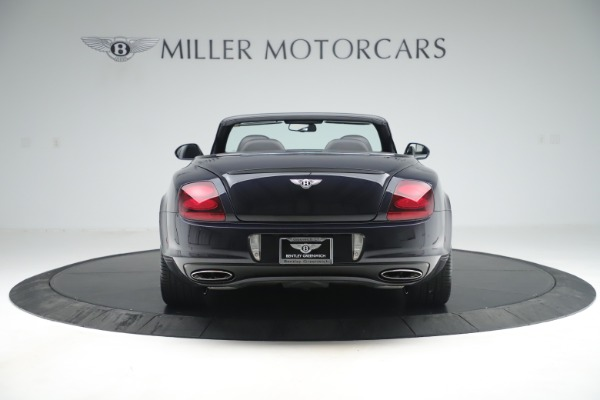 Used 2012 Bentley Continental GT Supersports for sale Sold at Alfa Romeo of Westport in Westport CT 06880 6