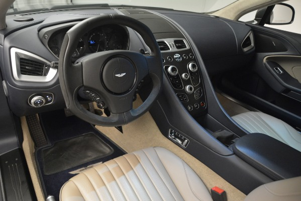 Used 2016 Aston Martin Vanquish Coupe for sale Sold at Alfa Romeo of Westport in Westport CT 06880 14
