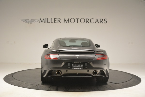 Used 2016 Aston Martin Vanquish Coupe for sale Sold at Alfa Romeo of Westport in Westport CT 06880 6