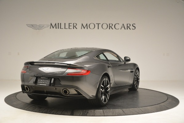 Used 2016 Aston Martin Vanquish Coupe for sale Sold at Alfa Romeo of Westport in Westport CT 06880 7