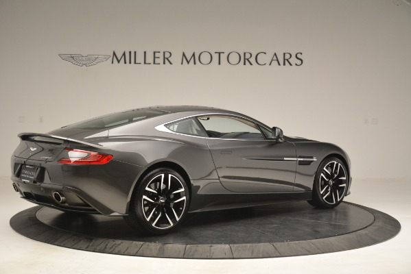 Used 2016 Aston Martin Vanquish Coupe for sale Sold at Alfa Romeo of Westport in Westport CT 06880 8