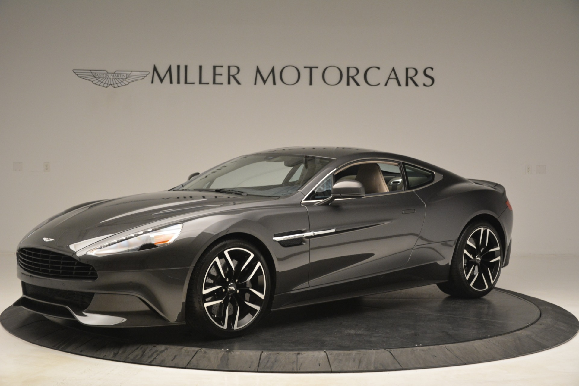 Used 2016 Aston Martin Vanquish Coupe for sale Sold at Alfa Romeo of Westport in Westport CT 06880 1