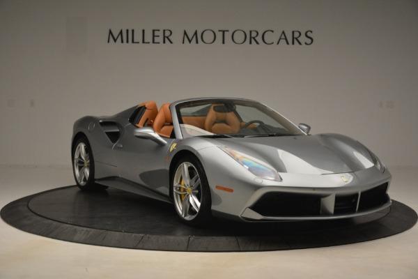 Used 2019 Ferrari 488 Spider for sale Sold at Alfa Romeo of Westport in Westport CT 06880 11