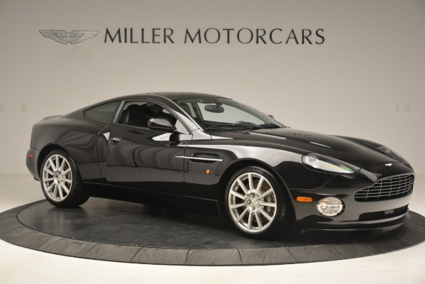 Used 2005 Aston Martin V12 Vanquish S Coupe for sale Sold at Alfa Romeo of Westport in Westport CT 06880 10