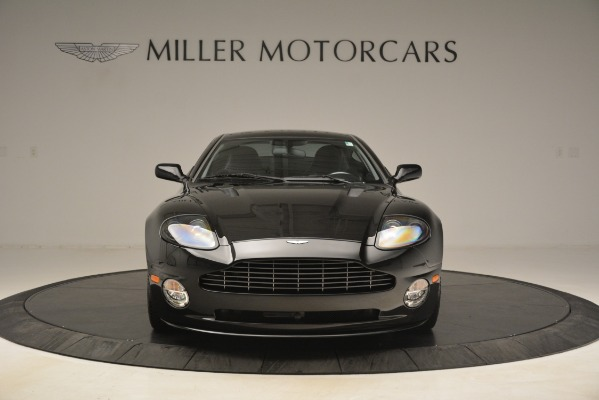 Used 2005 Aston Martin V12 Vanquish S Coupe for sale Sold at Alfa Romeo of Westport in Westport CT 06880 12