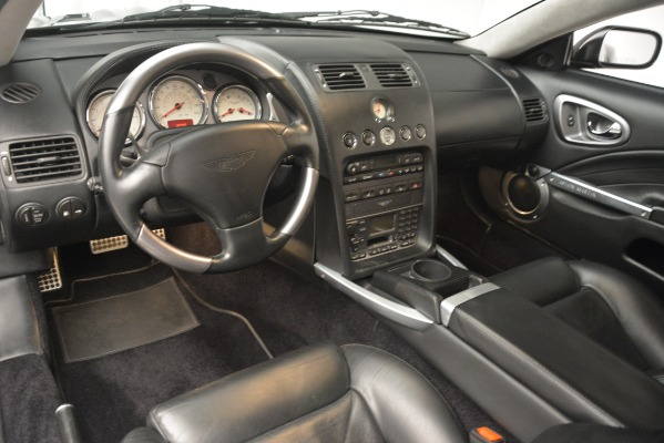 Used 2005 Aston Martin V12 Vanquish S Coupe for sale Sold at Alfa Romeo of Westport in Westport CT 06880 14